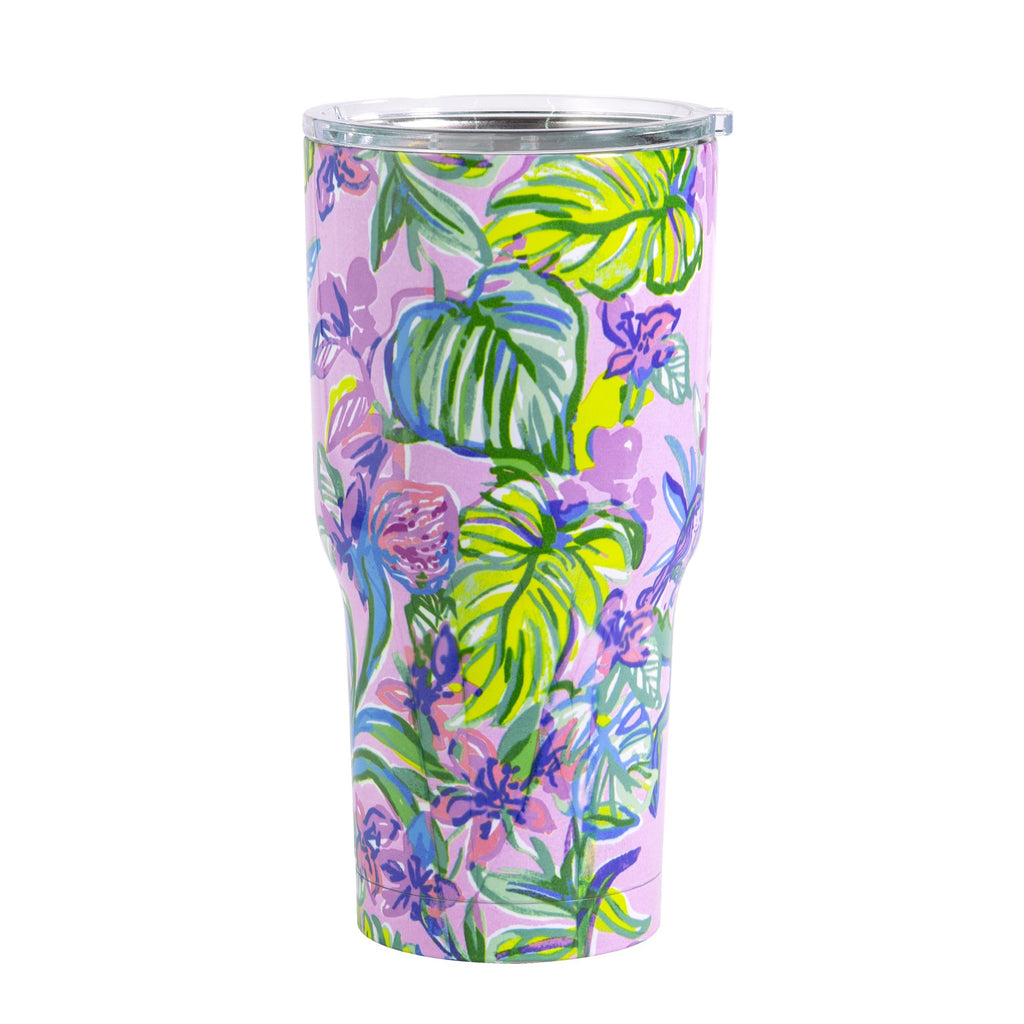 Lilly Pulitzer Stainless Steel Tumbler, Mermaid in the Shade