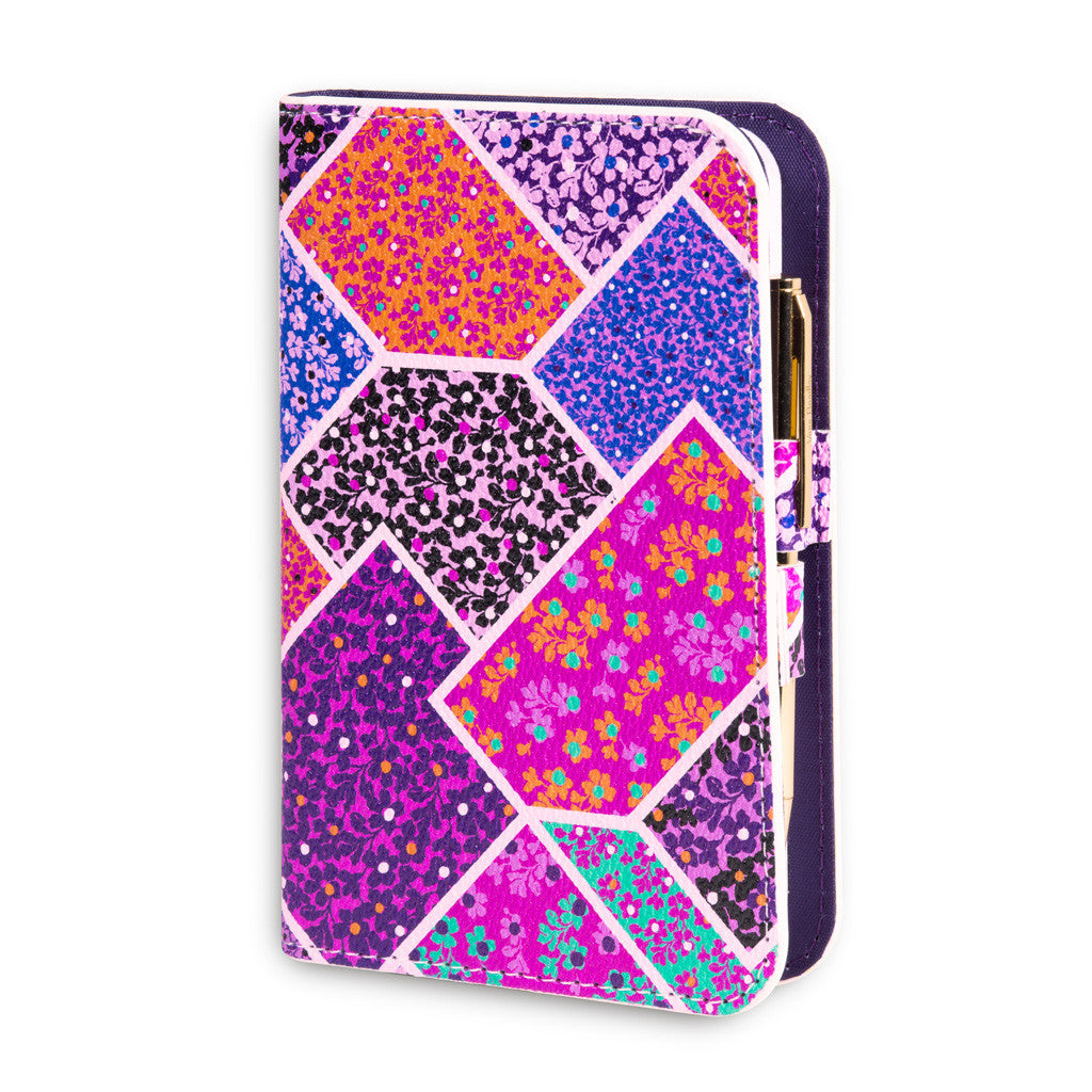 Vera Bradley Journal with Pen - Modern Medley