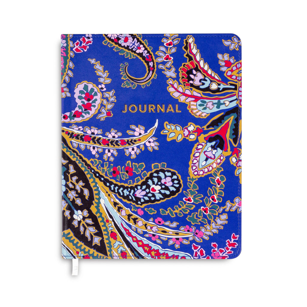 Vera Bradley Journal, Romantic Paisley