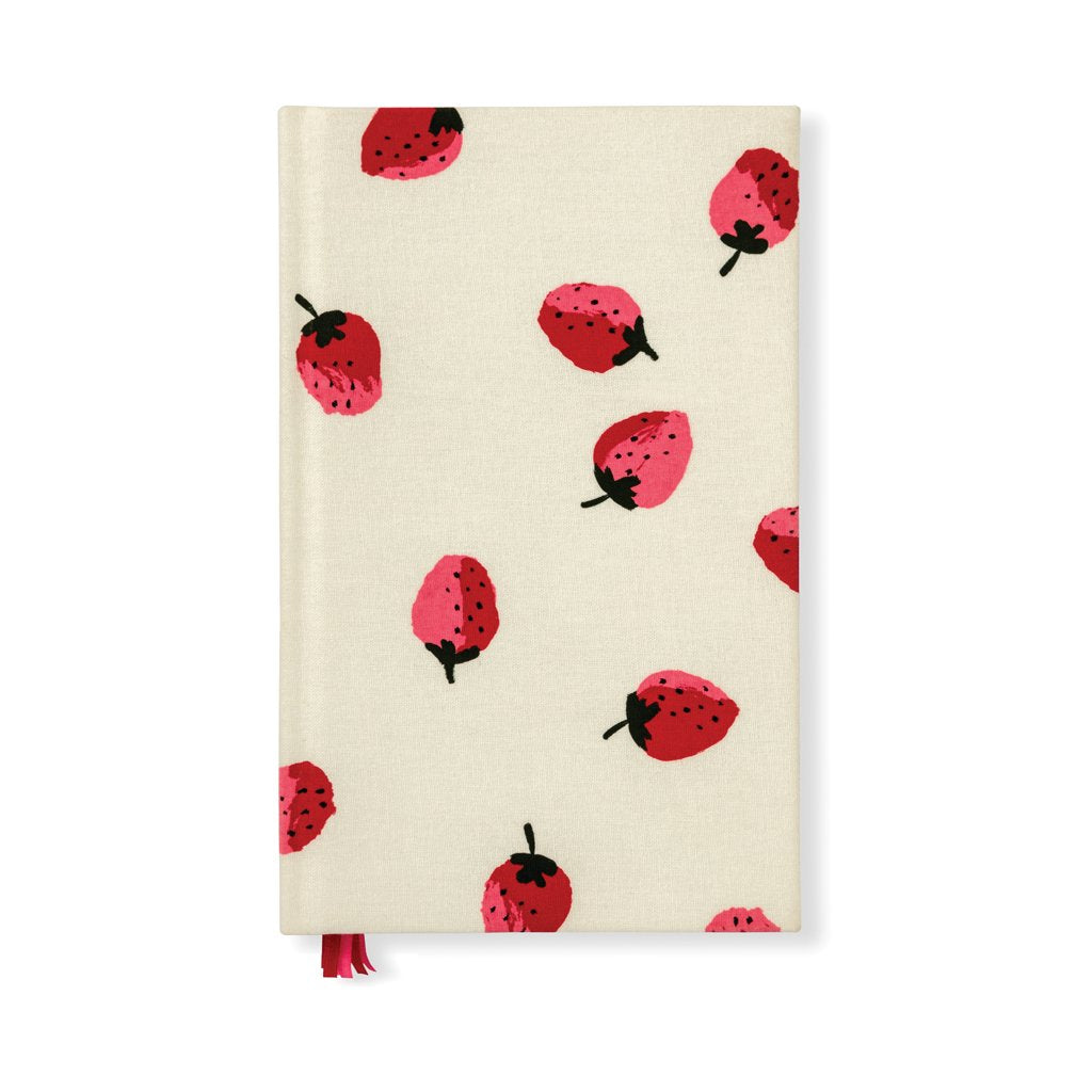 kate spade new york Word To The Wise Journal - Strawberries
