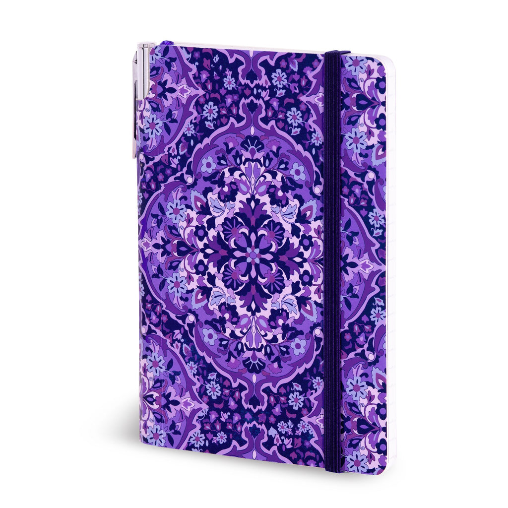 Vera Bradley Journal With Pen, Regal Rosette