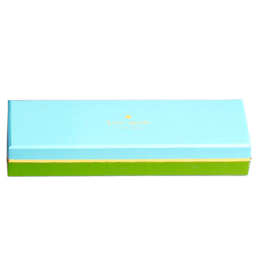 kate spade new york ballpoint pen - green and turquoise - lifeguard-press - 6