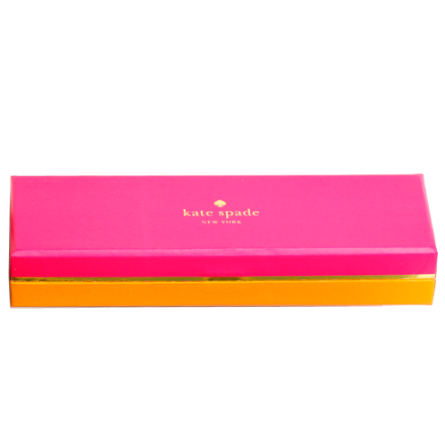 kate spade new york ballpoint pen - orange and pink - lifeguard-press - 6