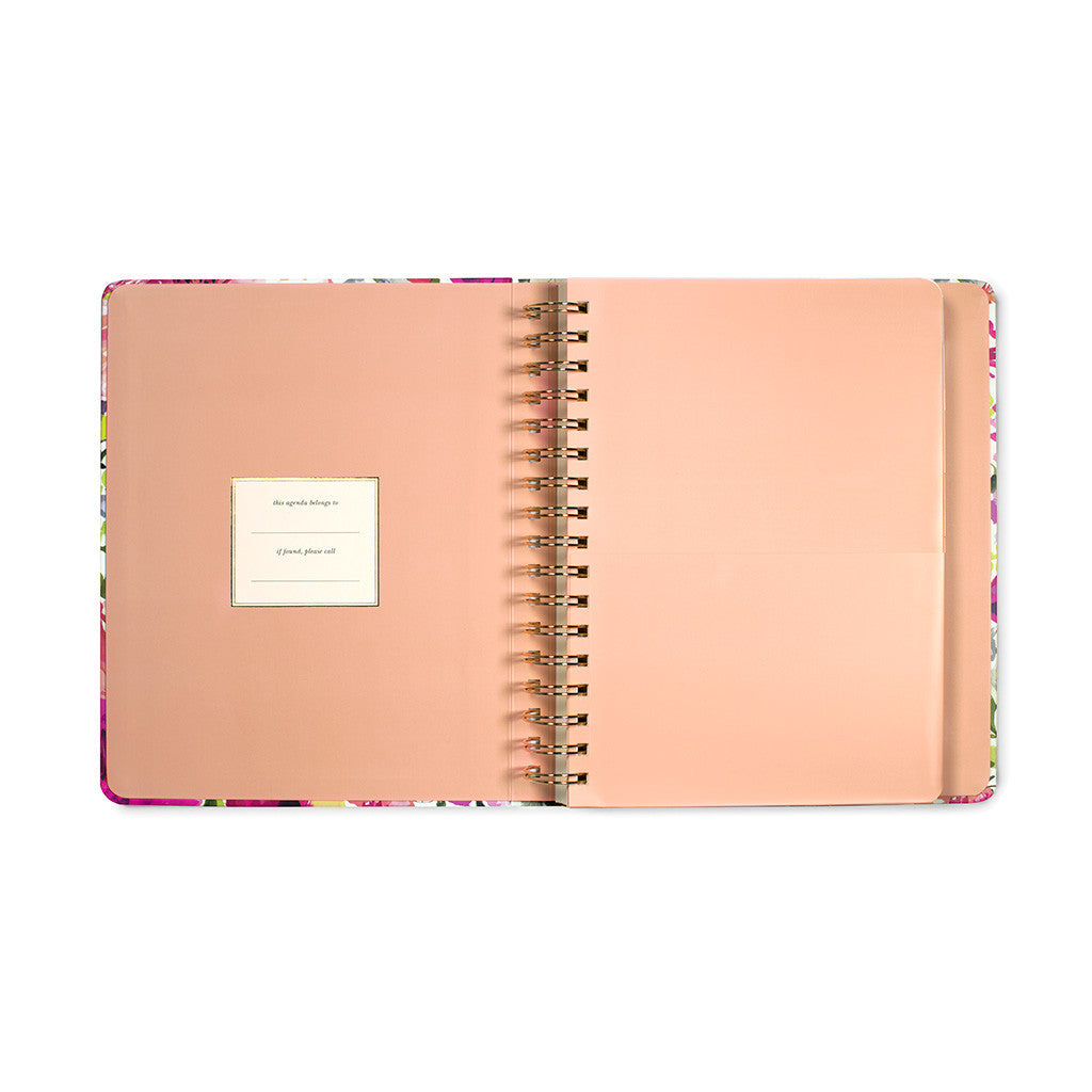 kate spade new york 17 month large agenda - this is the life