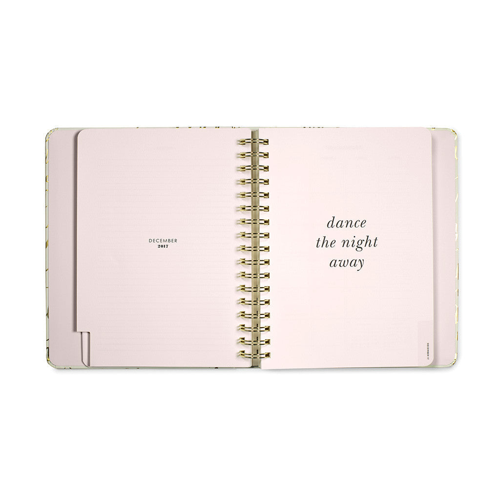 kate spade new york 17 month large agenda - fashionably late