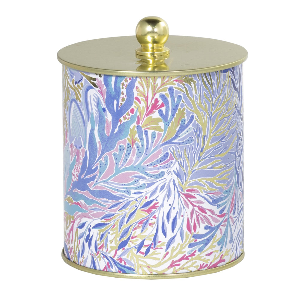 Lilly Pulitzer Large Candle, Kaleidoscope Coral