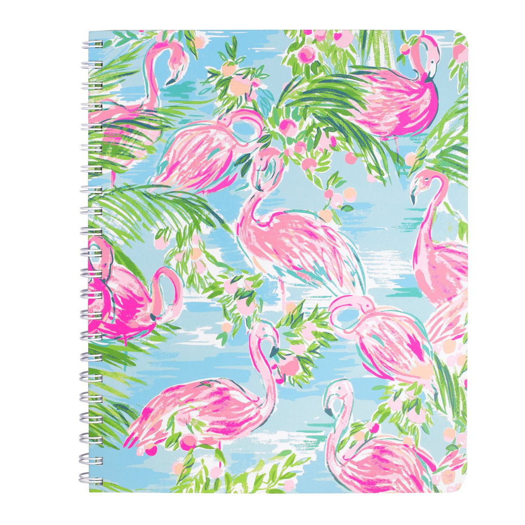 Lilly Pulitzer Large Notebook, Floridita