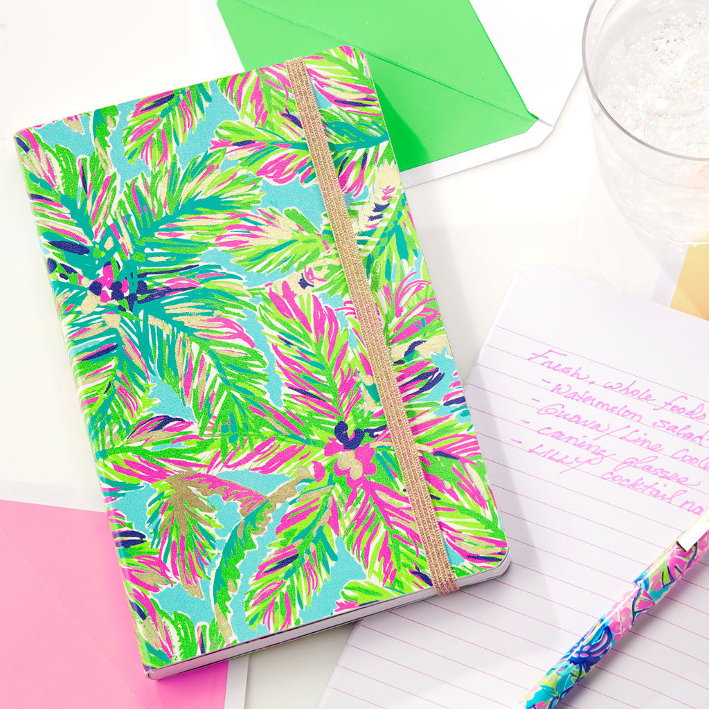 Lilly Pulitzer Journal - Lover's Coral - lifeguard-press - 2