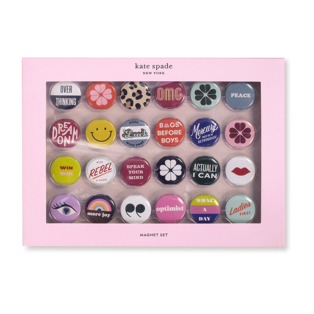 kate spade new york Magnet Set, Actually I Can