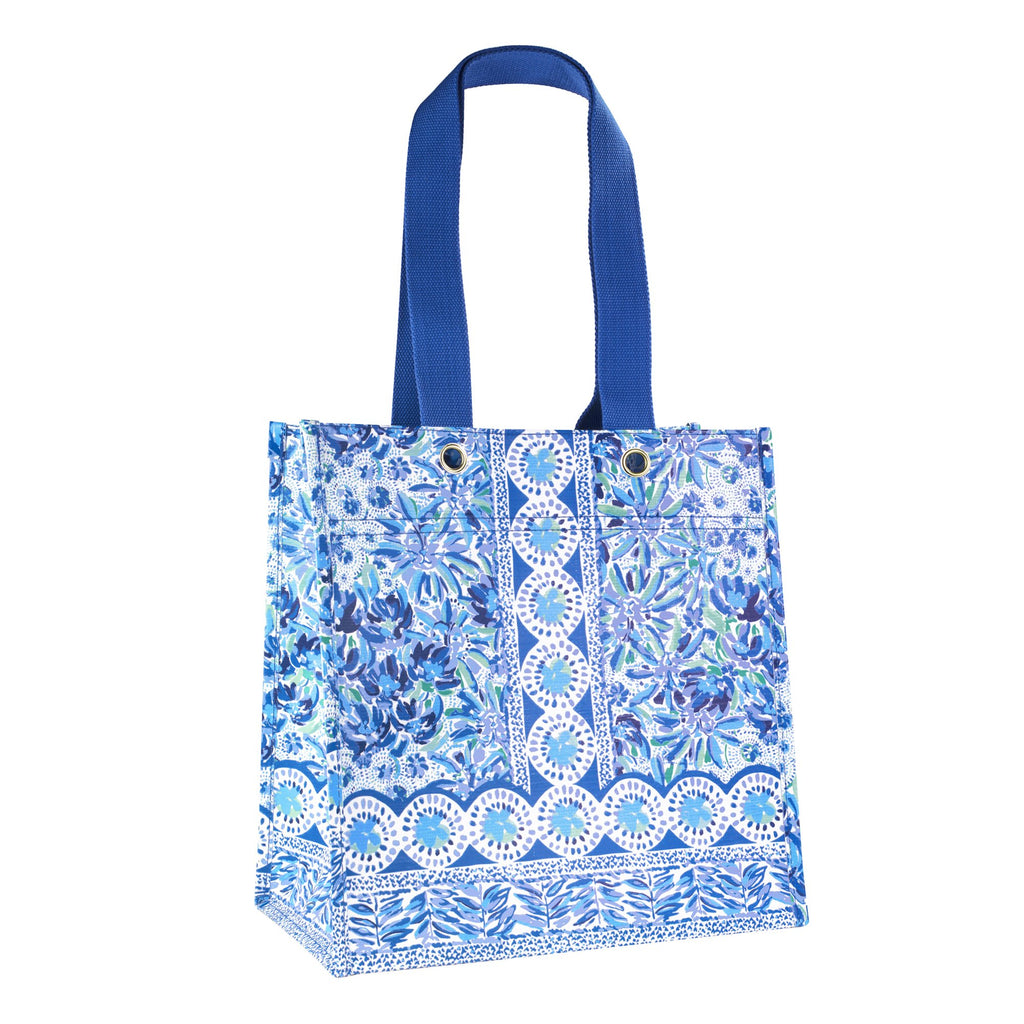 Lilly Pulitzer Market Tote, High Manetenance