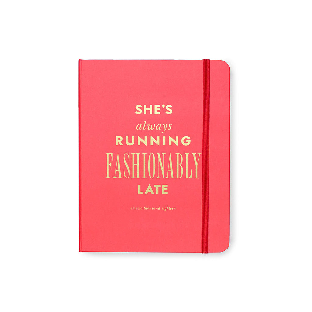 kate spade new york 17 month medium agenda - fashionably late
