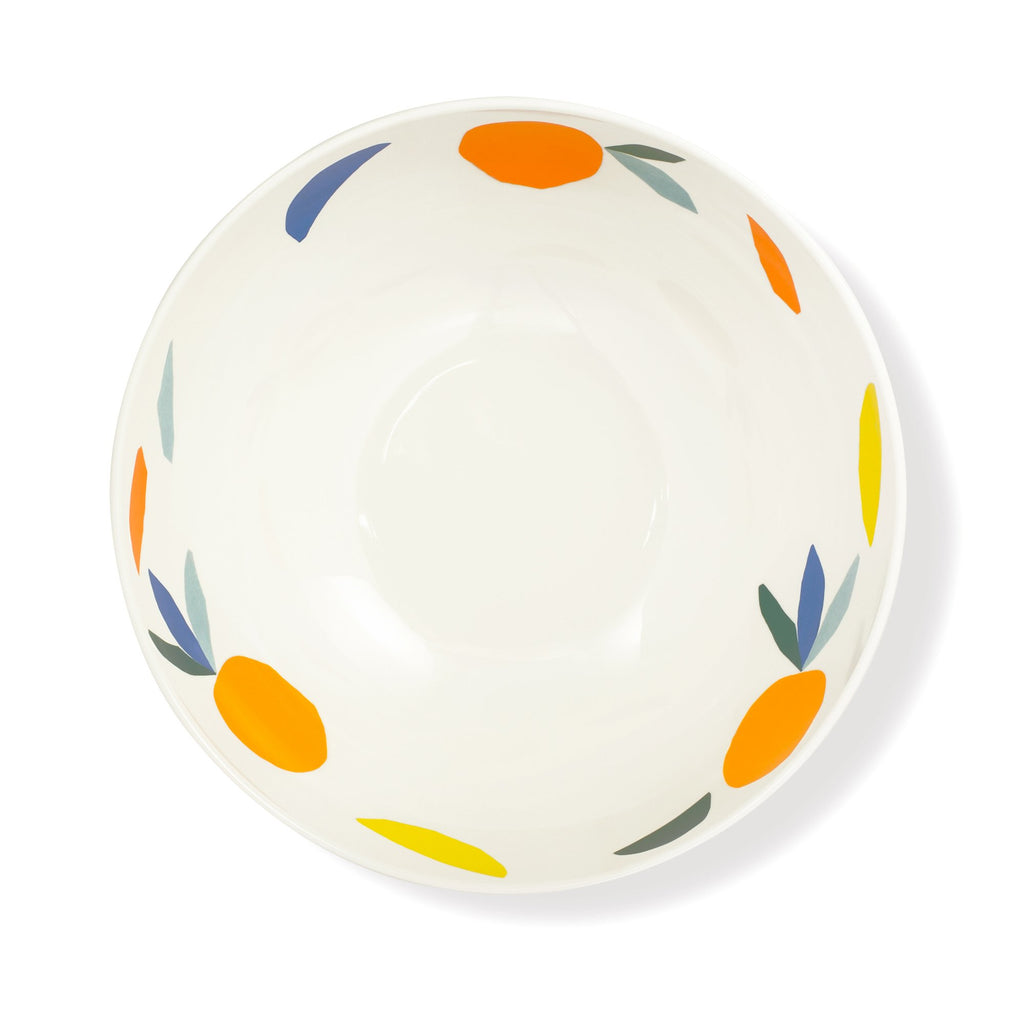 kate spade new york Serving Bowl, citrus twist