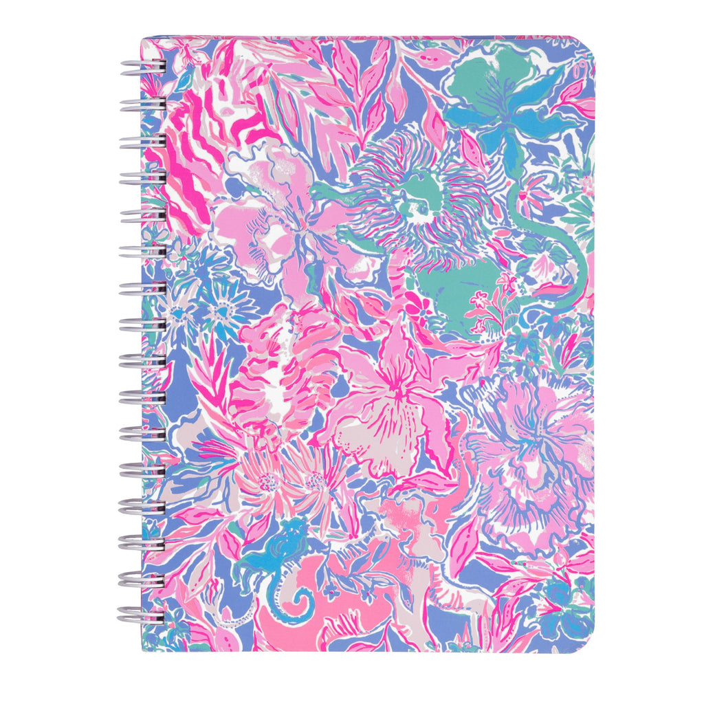 Lilly Pulitzer Mini Notebook, Viva La Lilly