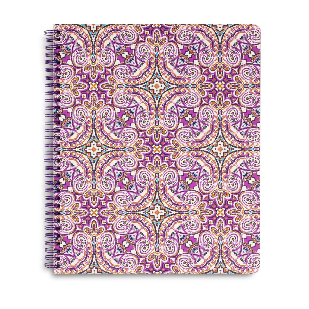 Vera Bradley Large Notebook, Dream Tapestry