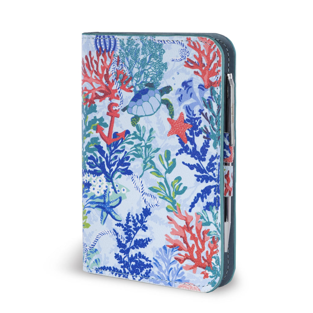 Vera Bradley Journal With Pen, Shore Thing