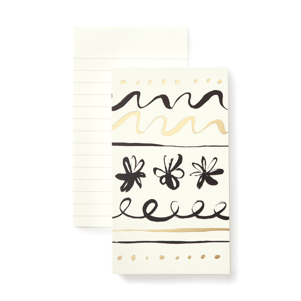 kate spade new york small notepad, daisy place