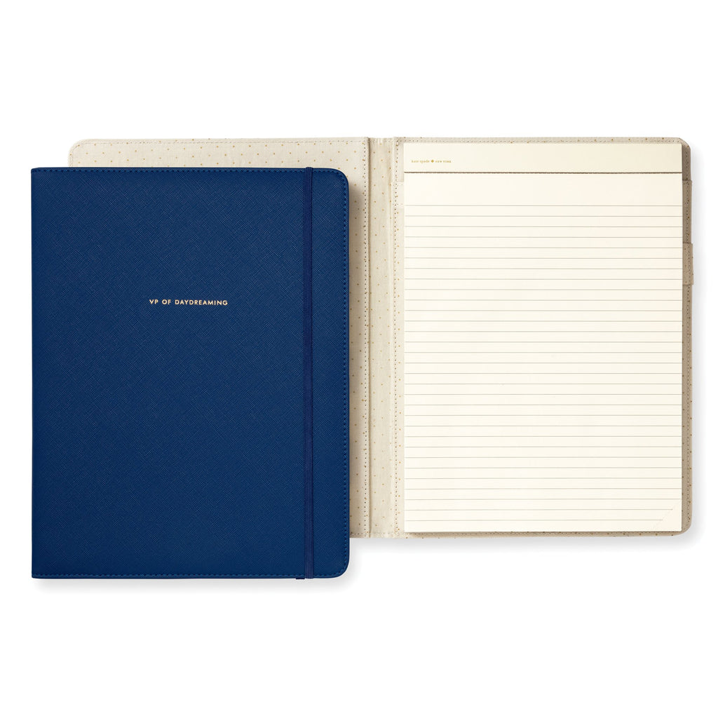 kate spade new york Notepad Folio, VP of daydreaming