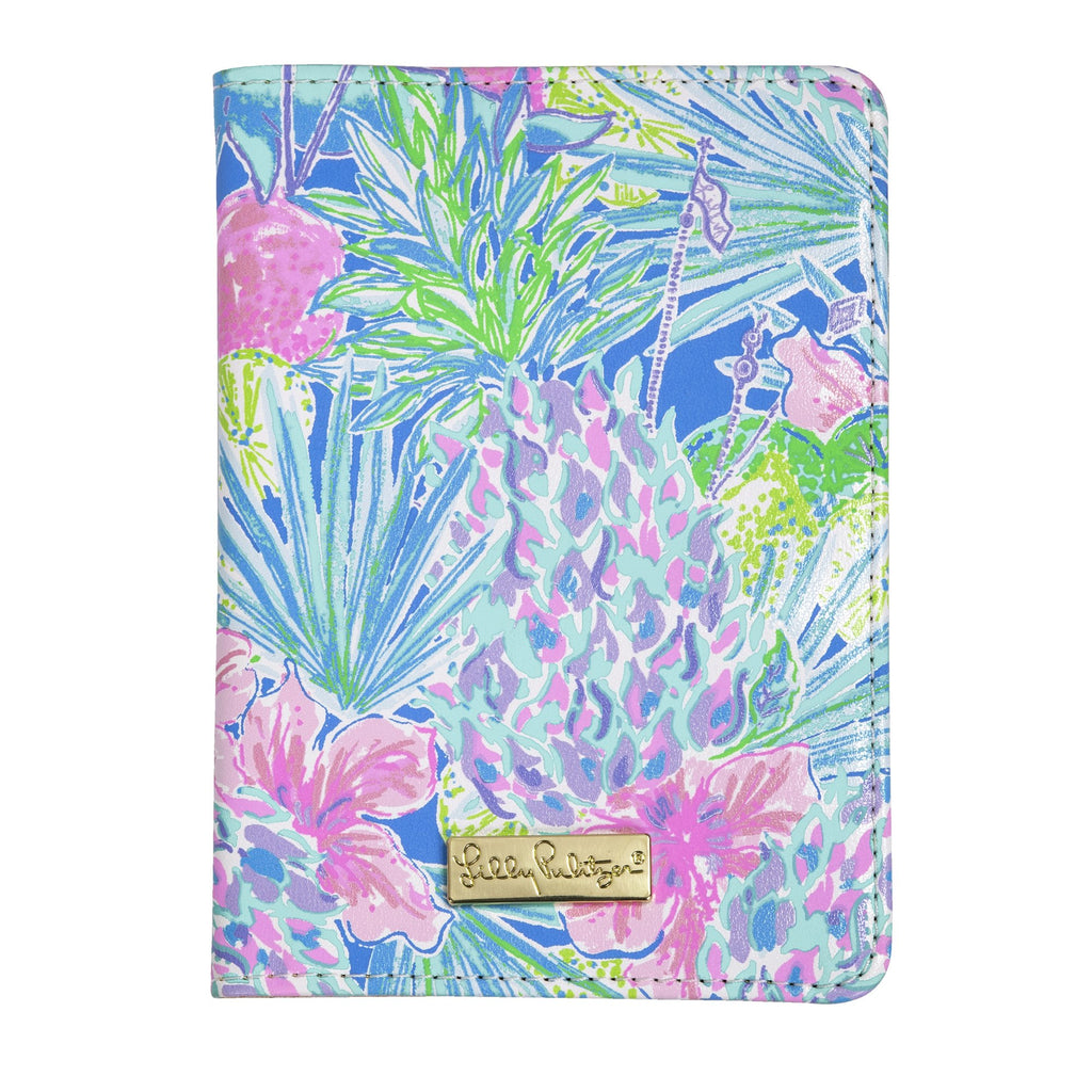 Lilly Pulitzer Passport Cover, Swizzle In