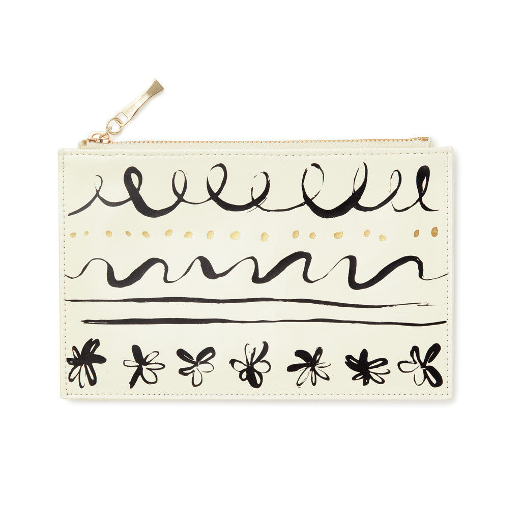kate spade new york pencil pouch - daisy place