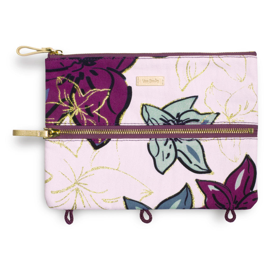 Vera Bradley  Ring Pencil Pouch