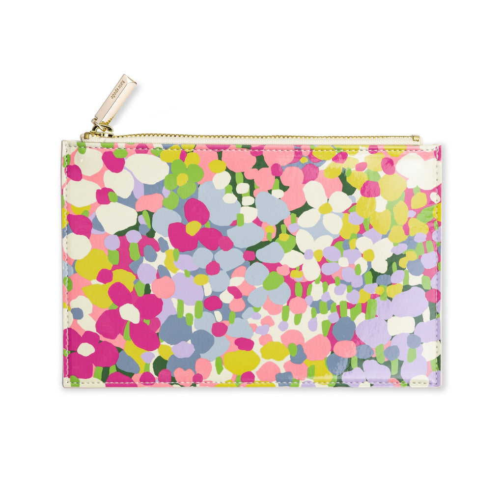 kate spade new york Pencil Pouch, Floral Dot