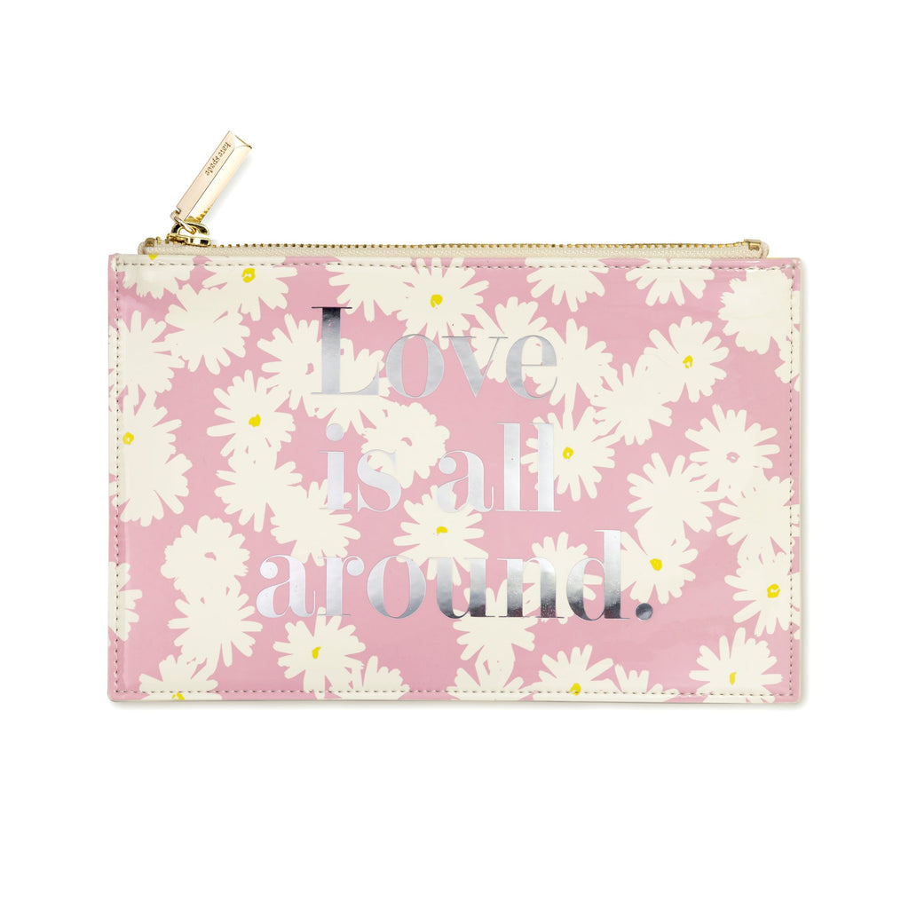 kate spade new york Pencil Pouch - Love Is All Around