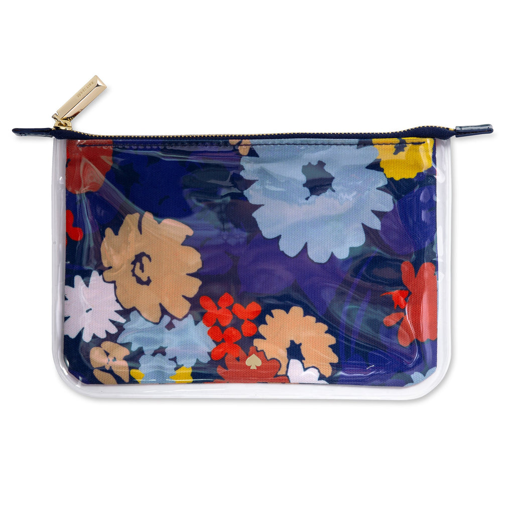 kate spade new york Pencil Pouch, Swing Flora