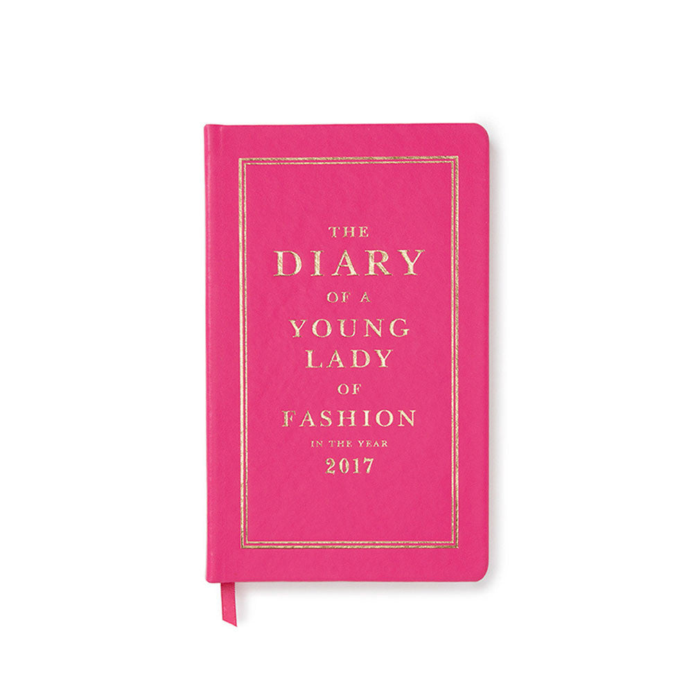 kate spade new york 2017 pencil it in 12-month agenda - pink diary - lifeguard-press - 1