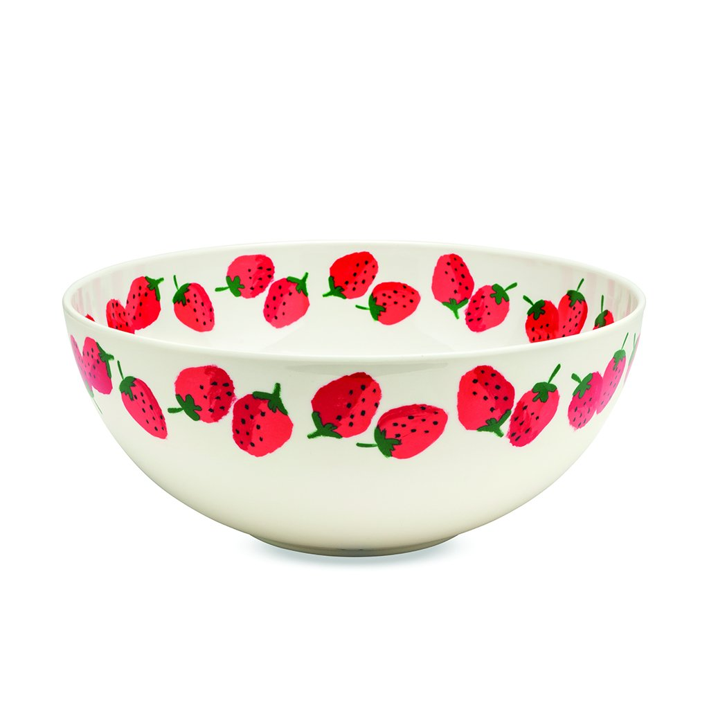 kate spade new york Melamine Serving Bowl - Strawberries