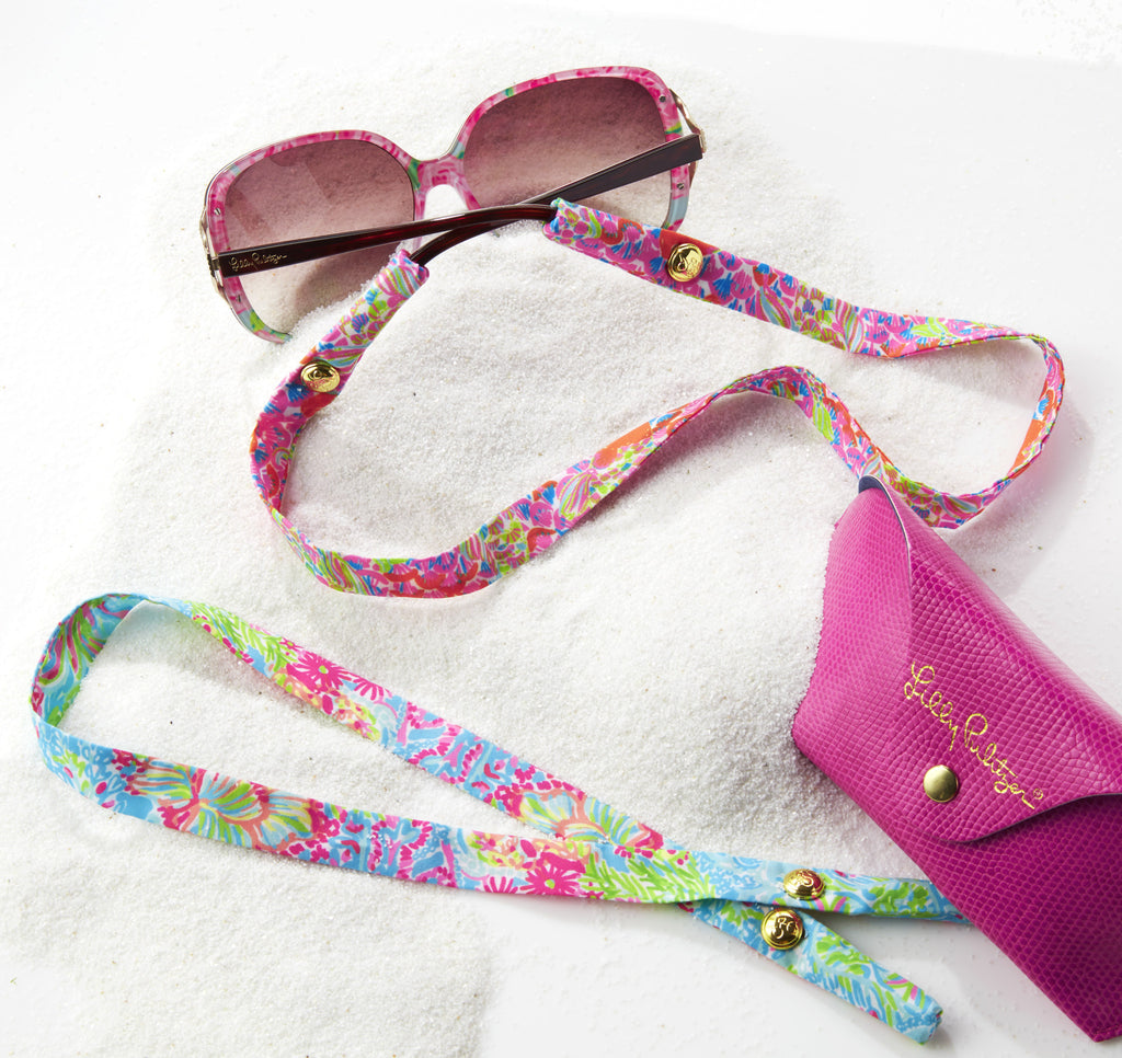 Lilly Pulitzer Sunglass Accessory - Lover's Coral - lifeguard-press - 3
