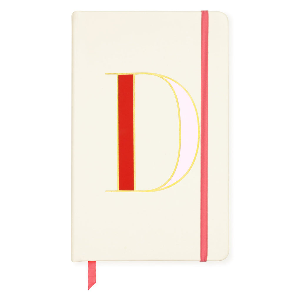kate spade new york Initial Take Note Large Notebook, D