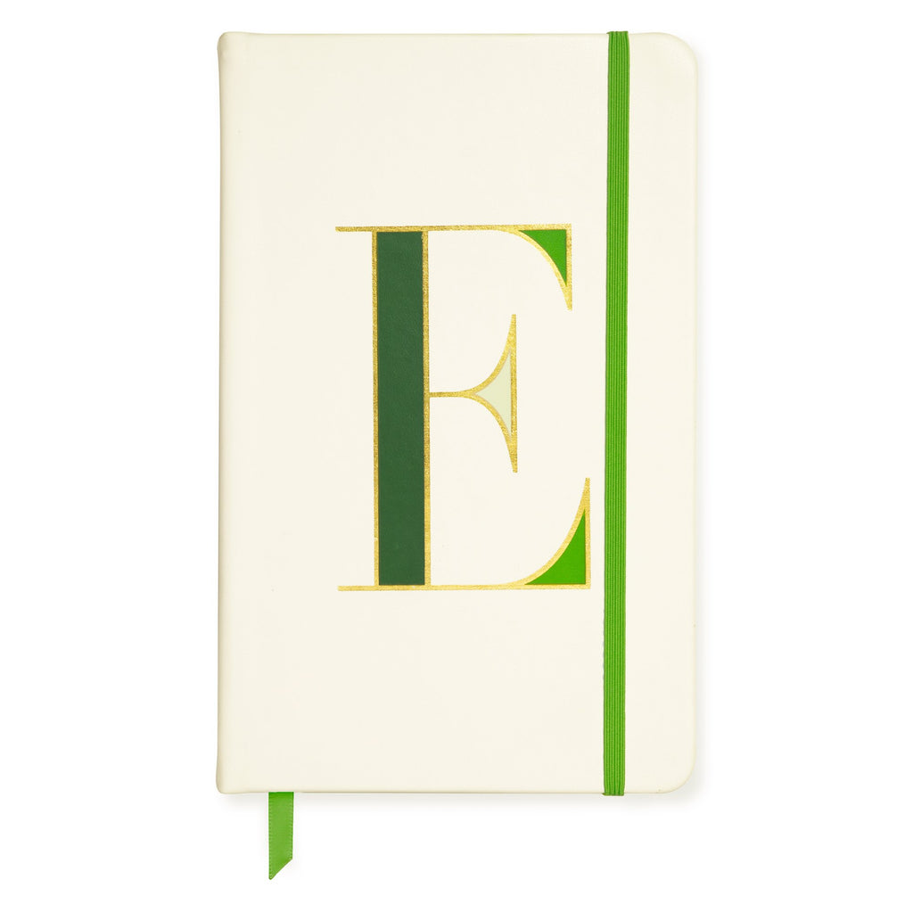 kate spade new york Initial Take Note Large Notebook, E