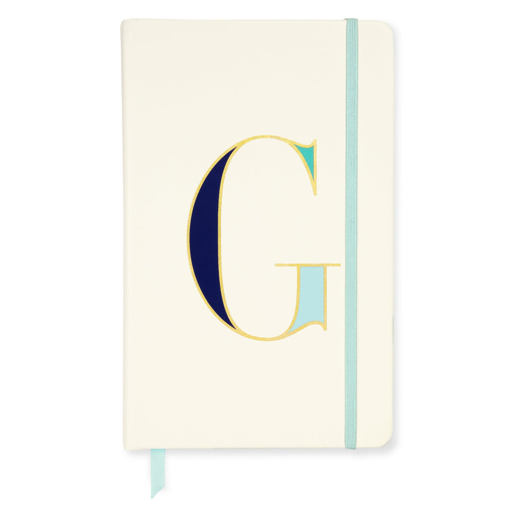 kate spade new york Initial Take Note Large Notebook, G