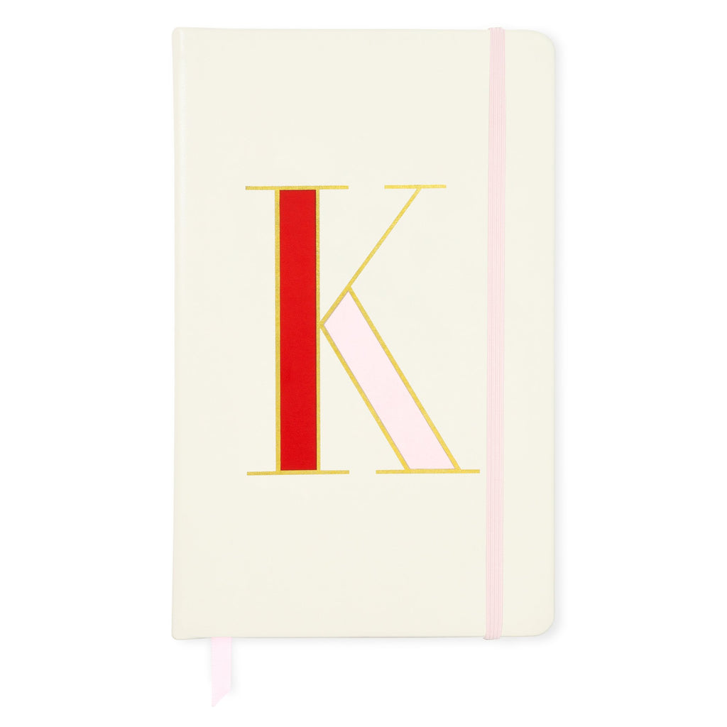 kate spade new york Initial Take Note Large Notebook, K