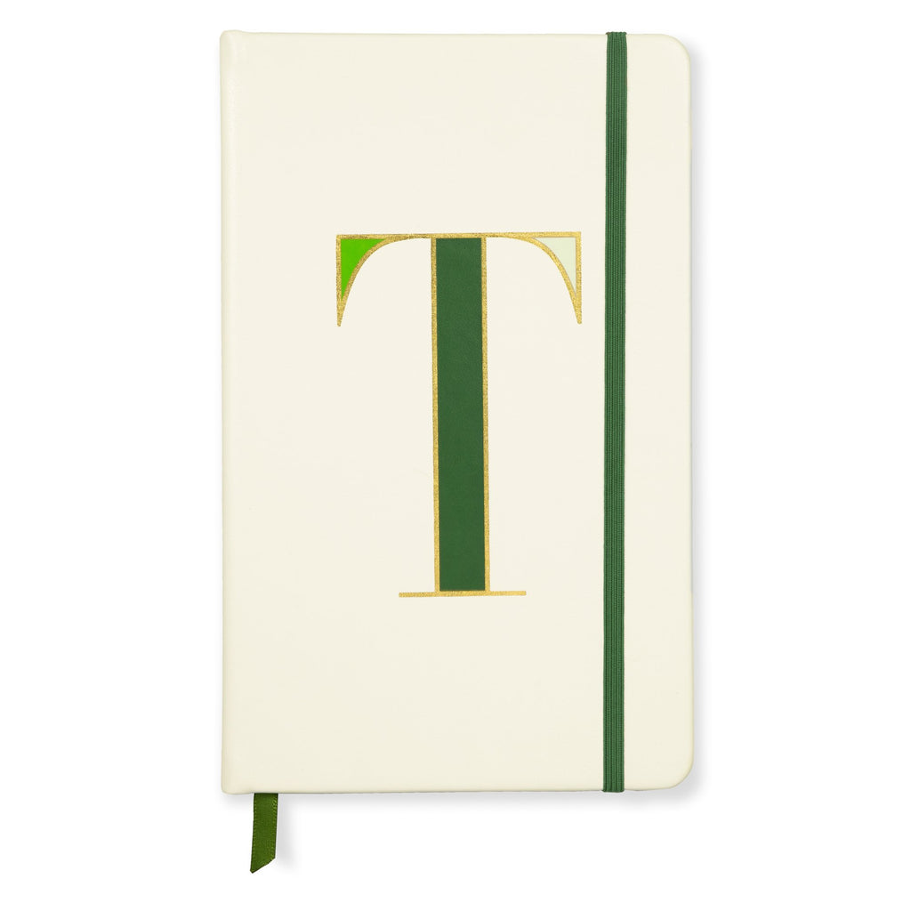 kate spade new york Initial Take Note Large Notebook, T