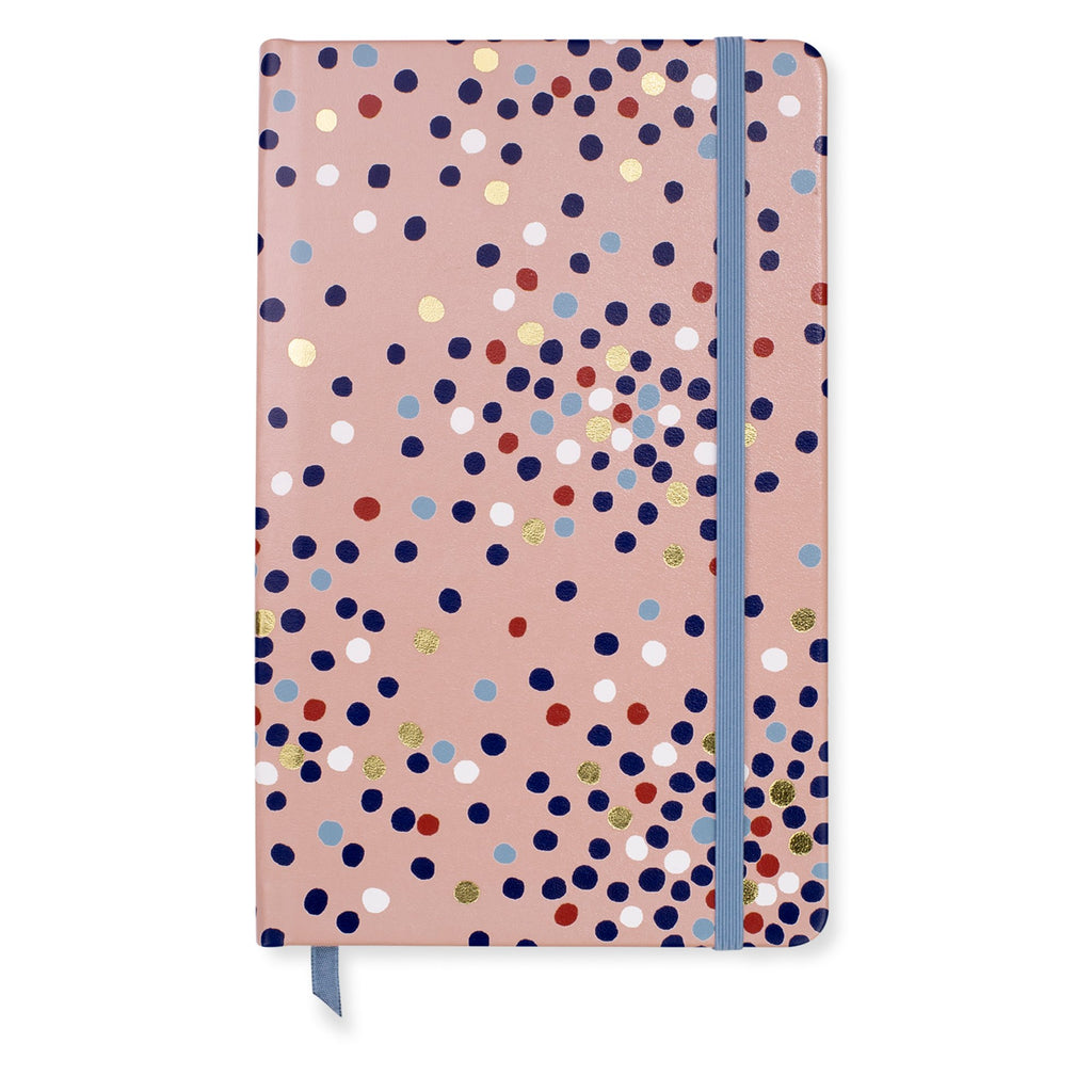 kate spade new york Take note Large Notebook, Dance Floor Dot