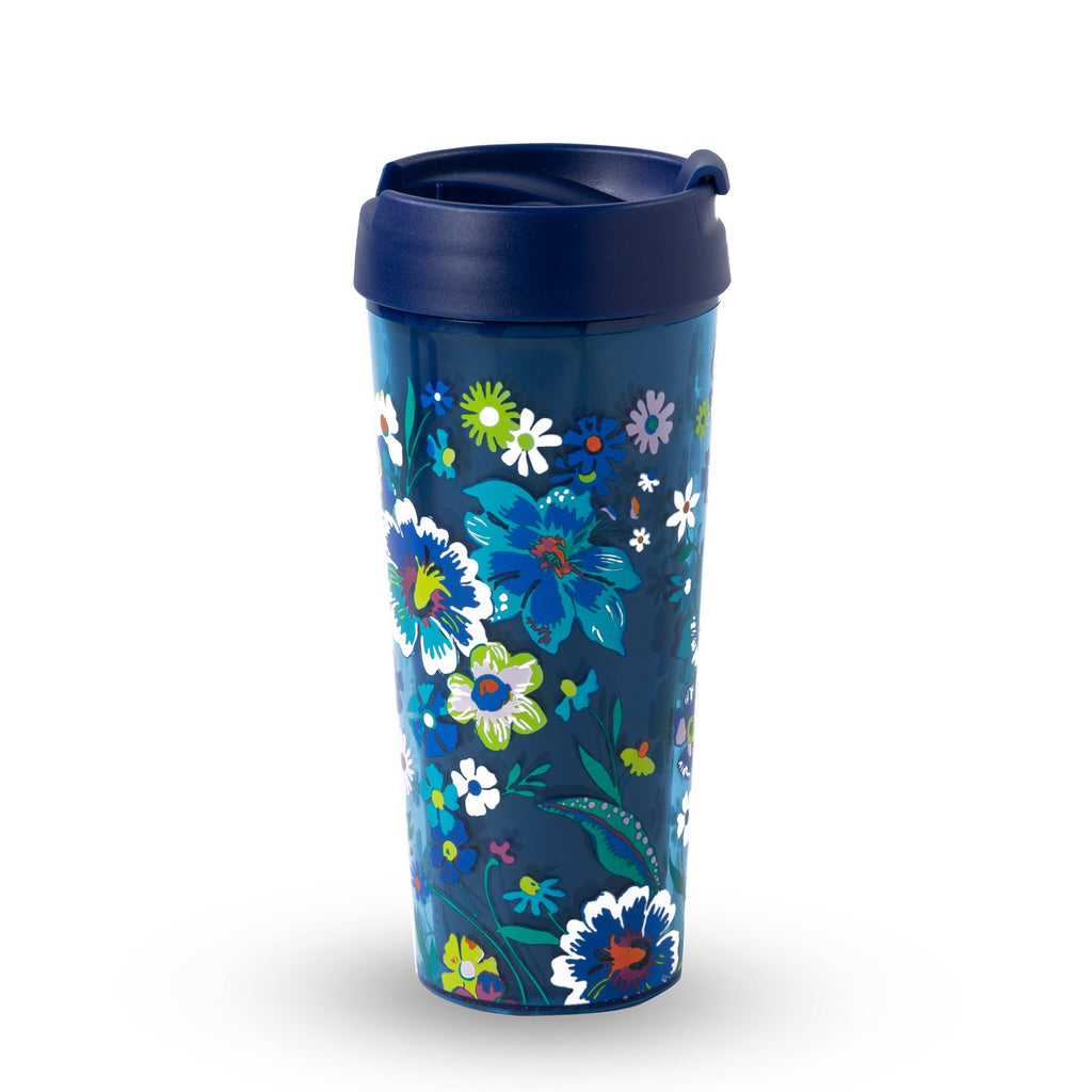 Vera Bradley Travel Thermal, Starry Garden
