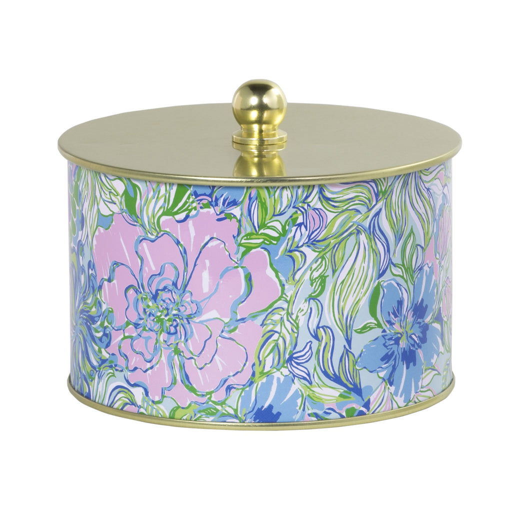 Lilly Pulitzer 3-wick Candle, Party Thyme