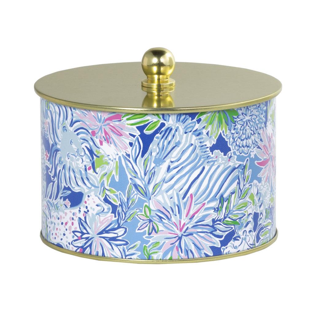 Lilly Pulitzer 3-wick Candle, Lion Around