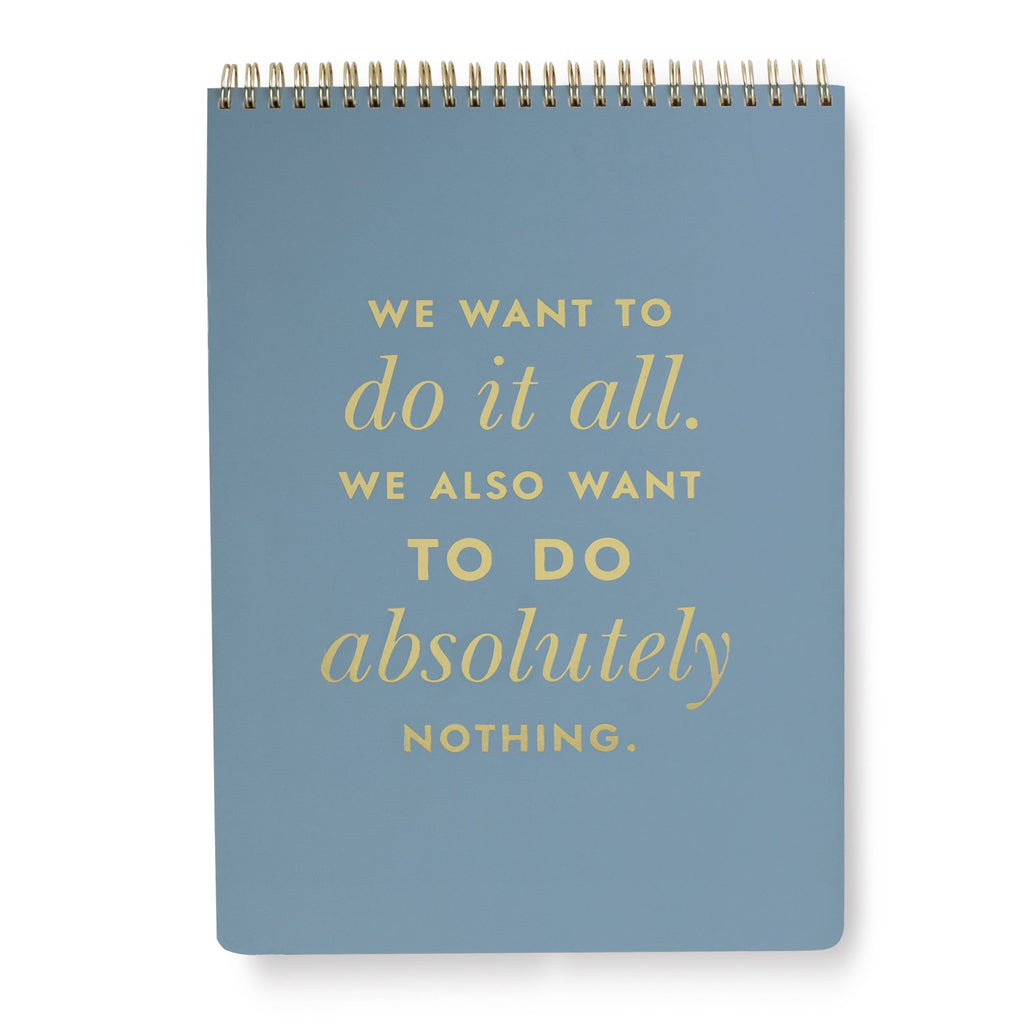 kate spade new york Top Spiral Large Notebook, Do It All