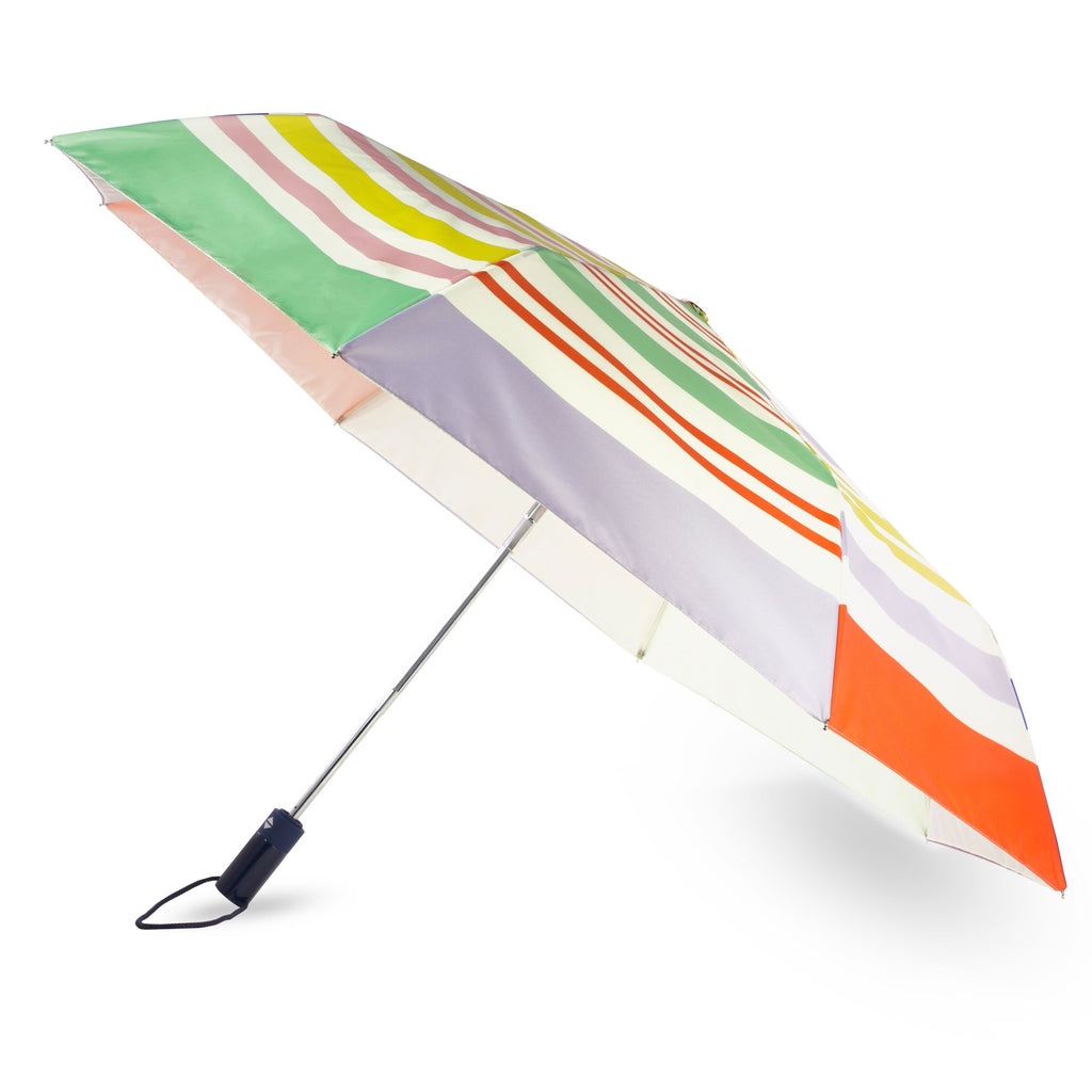 kate spade new york Travel Umbrella, Stripe