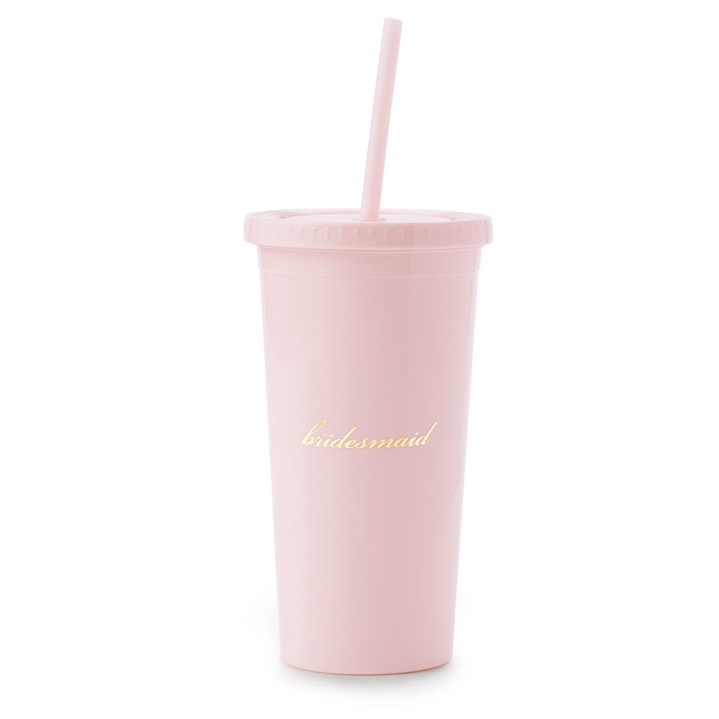 kate spade new york Tumbler With Straw - Hocus To My Pocus