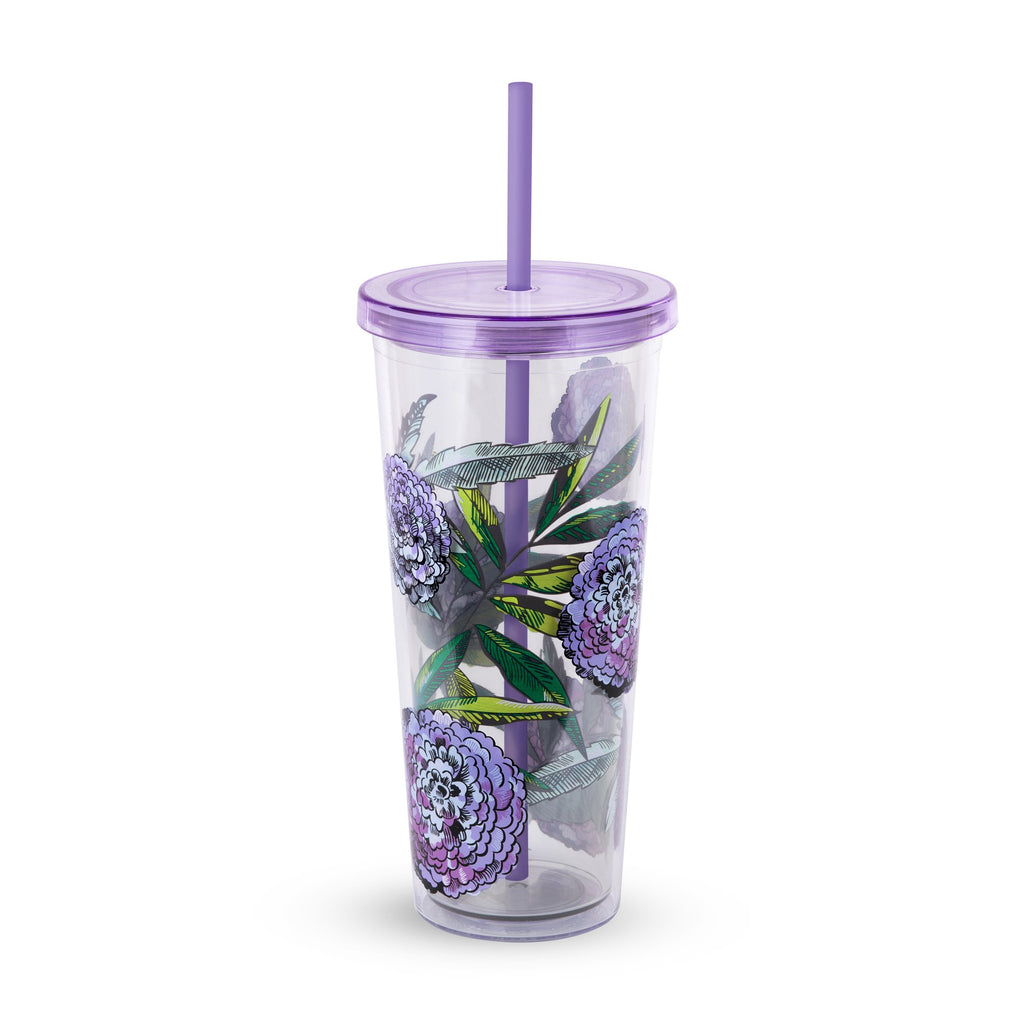 Travel Tumbler, Lavender Meadow