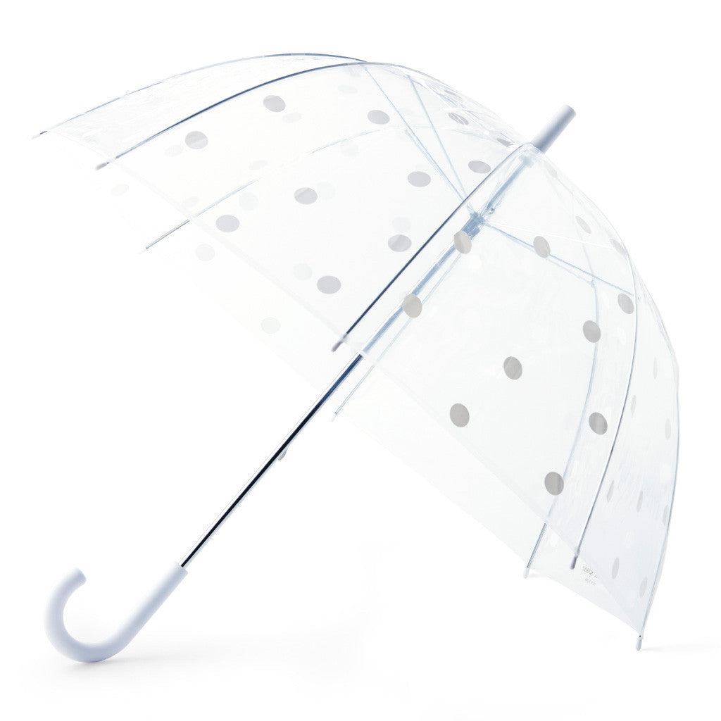kate spade new york Umbrella - White Dot