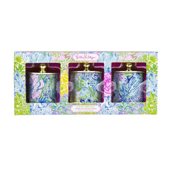 f5927ef98b195a Lilly Pulitzer Candle Votive Set, cheek to cheek