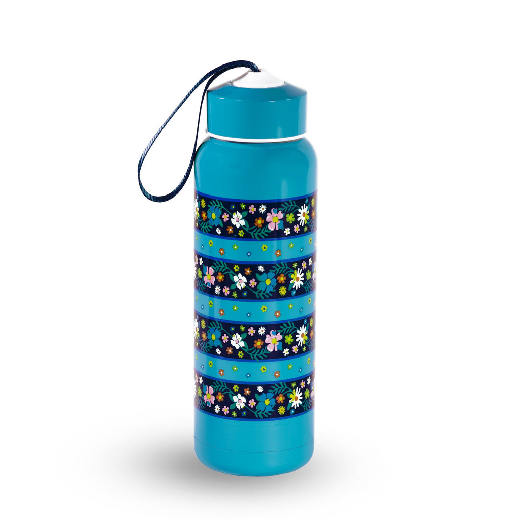 Vera Bradley Water Bottle, Moonlight Garden