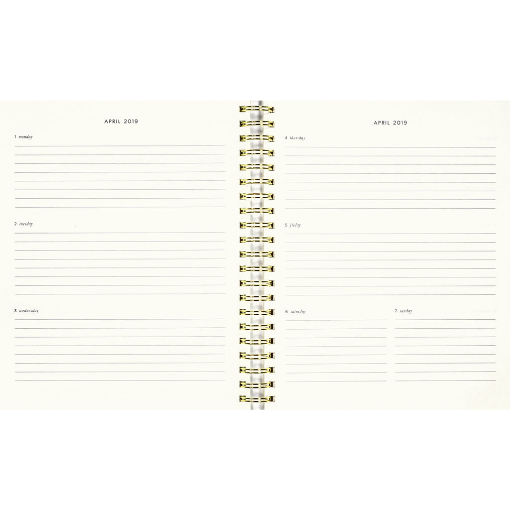 kate spade new york Large Planner, Spotty Dot (Aug-Aug)