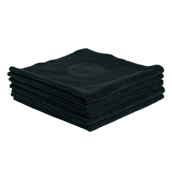 350GSM Edgeless Panel Wipe Microfibre Cloth (5-pack)