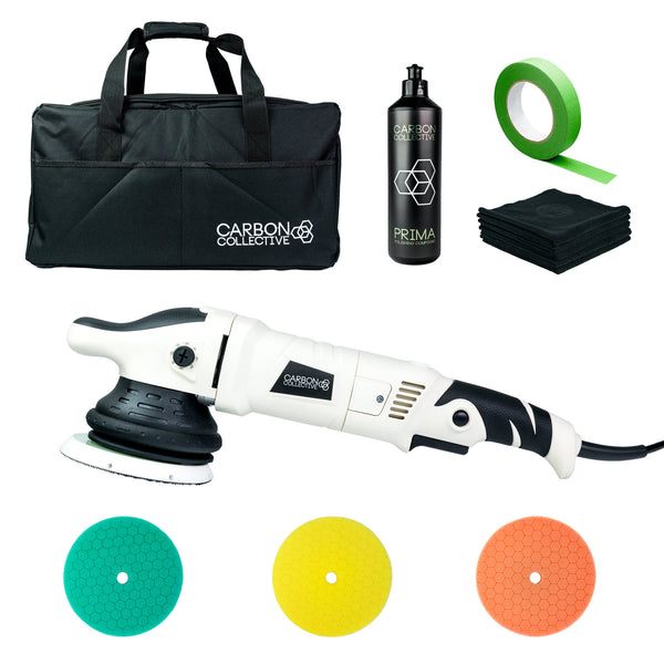 Complete HEX-15 Dual Action Polisher Kit