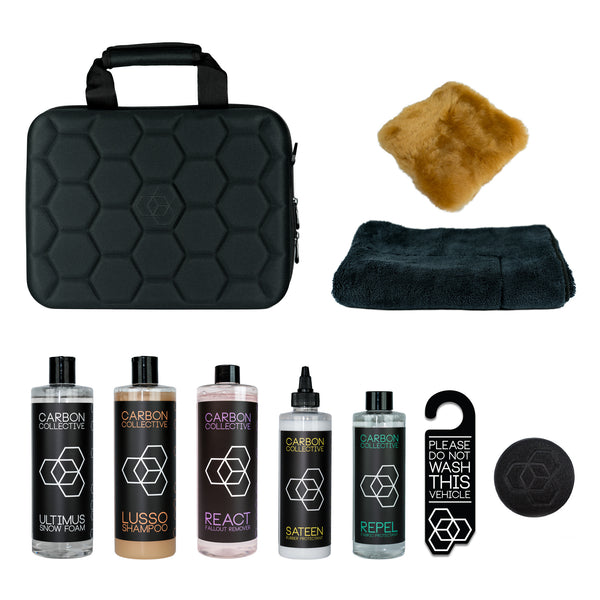 Complete Carbon Collective Kit Bag